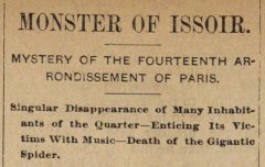 Monster of Issoire